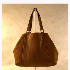 Prada leather tote - 100% authentic